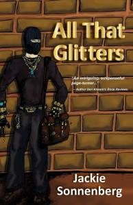 Book review: 'All That Glitters' by Jackie Sonnenberg