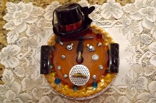 The ultimate fate of Steampunkins