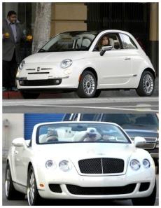 I've got the Fiat version of JLo's Bumper