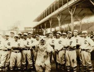 Cubs Mascot - 1908