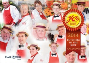 Butchers in the Buff