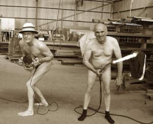 Naked Vietnam Vets