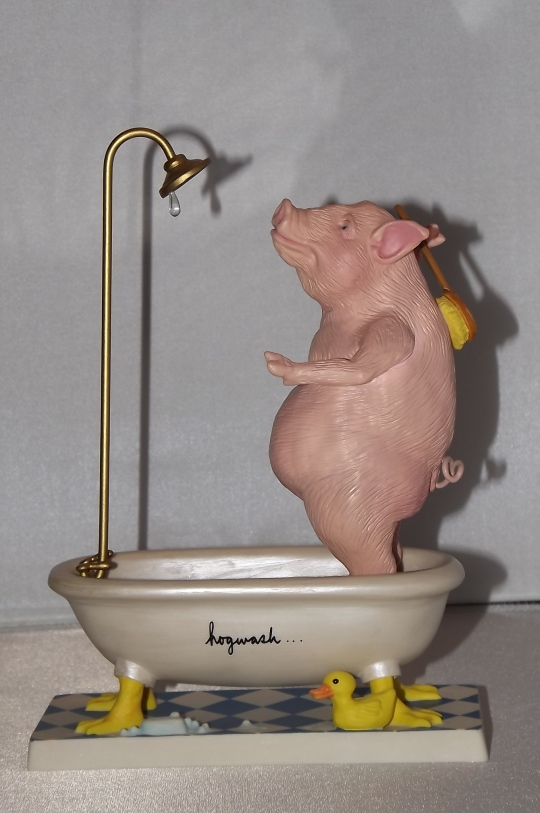 Happy National Pig Day, March 1, 2014