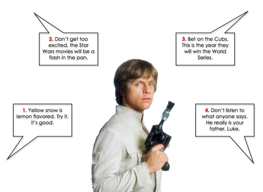 Listen to the 4th, Luke
