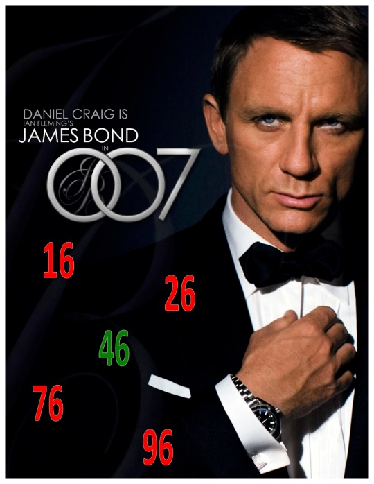 Guess the correct Bond Age