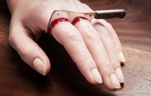 Bloody Cleaver Ring (From incrediblethings.com)