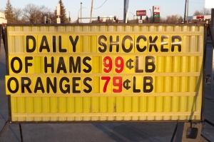 Those poor hams!