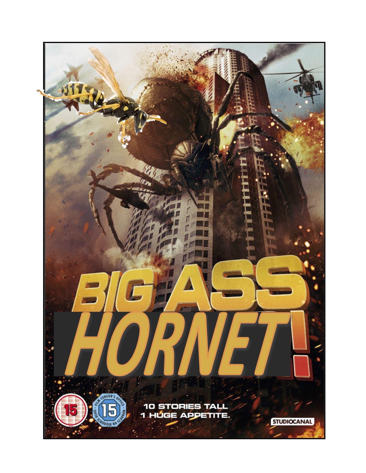 Big Ass Hornet | The Write Choice