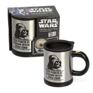 Star Wars self stirring mug (From Amazon.com)
