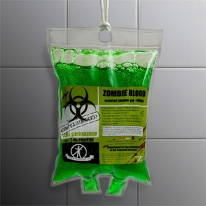 Zombie Shower Gel (From Amazon.com)