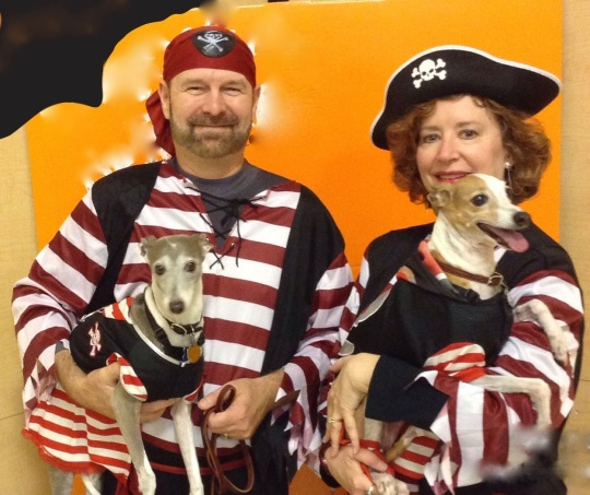Celebrate Internatio Talk Like A Pirate Day with the whole family - September 19